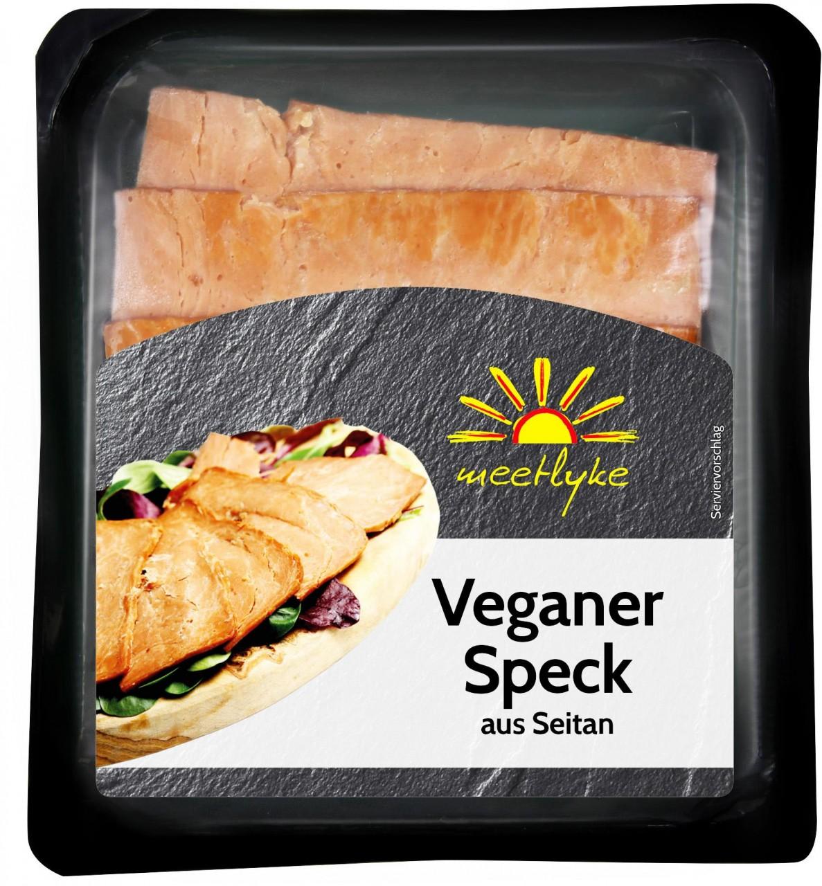 Meetlyke Veganer Speck