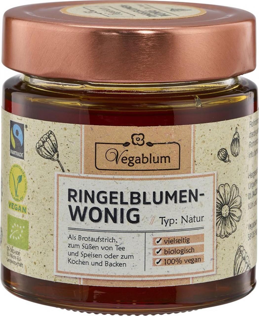 Vegablum Ringelblumen-Wonig